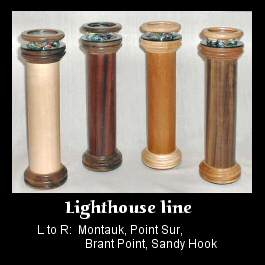 The Lighthouse line of Kaleidoscopes